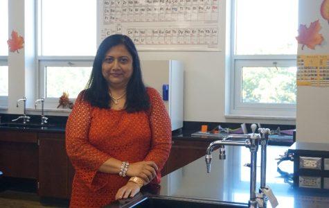 New Faces: Mrs. Ranade, Chemistry Teacher