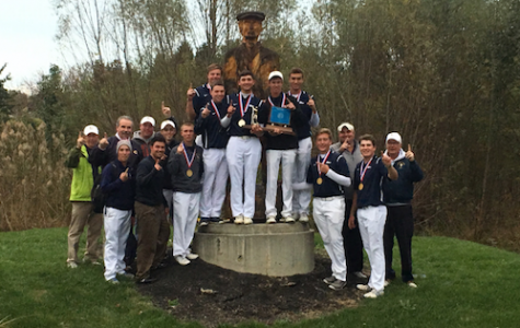 Central Catholic Golf State Champs
