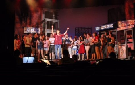 """""""In the Heights""""/Final Masque Sign-off"""