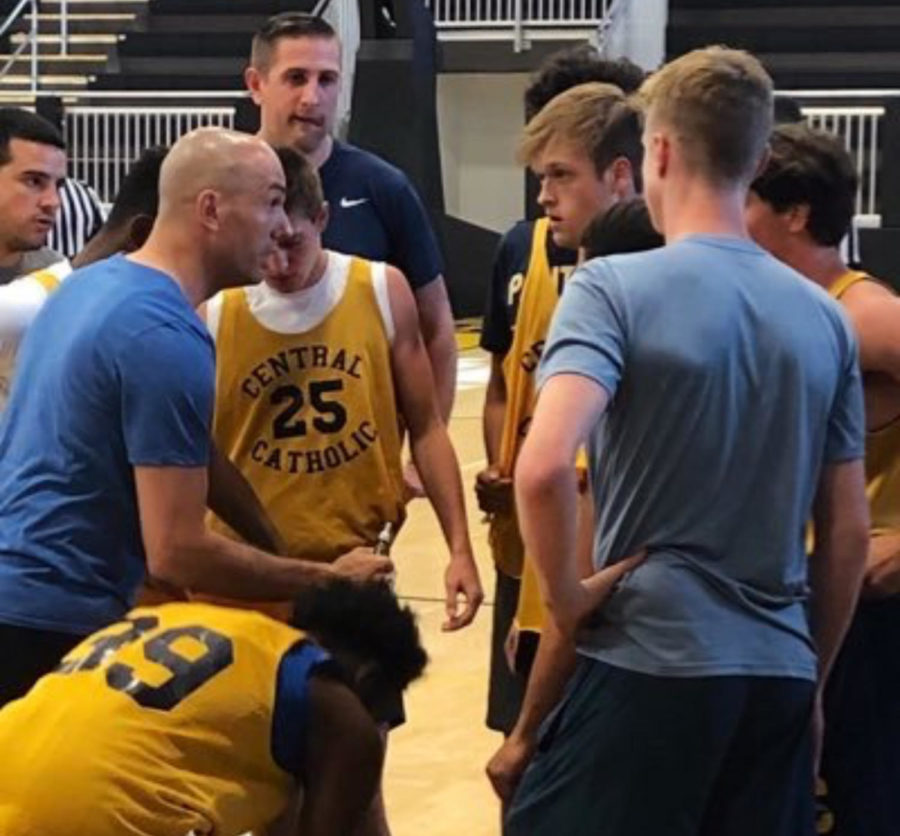 A Fresh Start for Central Catholic Hoops
