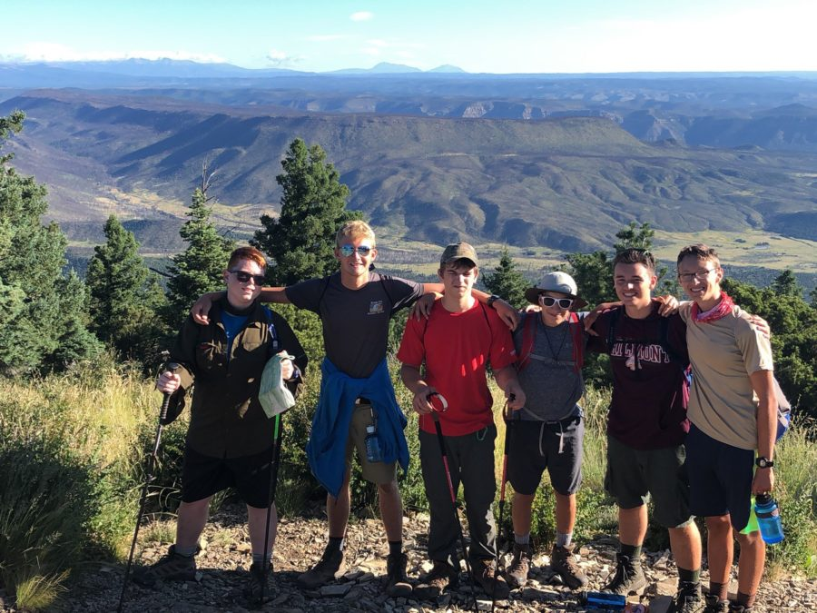 103 Miles in 12 Days: The Philmont Trek
