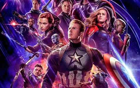 Marvel and Avengers: Endgame