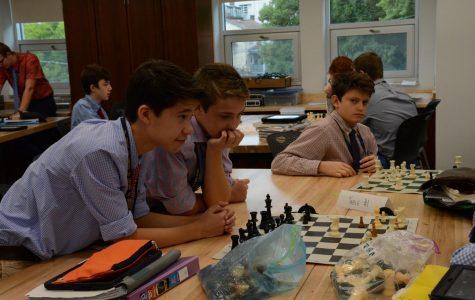 Central Catholic Chess Club