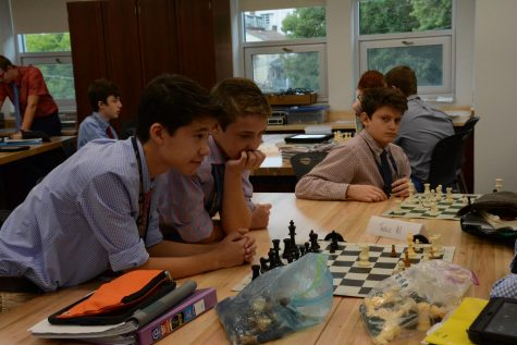 Central Catholic Chess Club